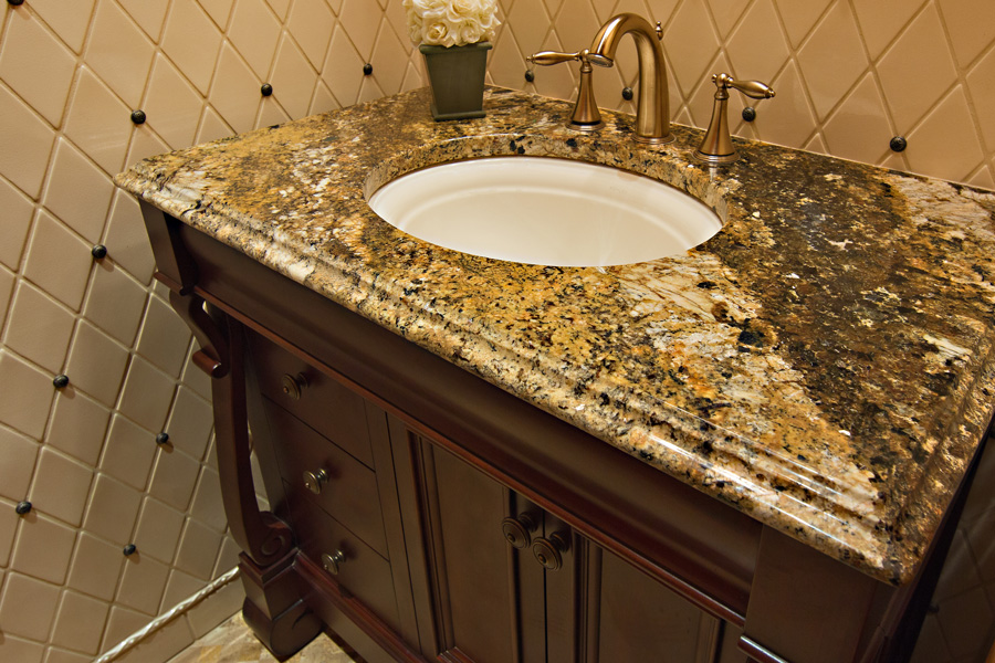 Granite-Bathroom