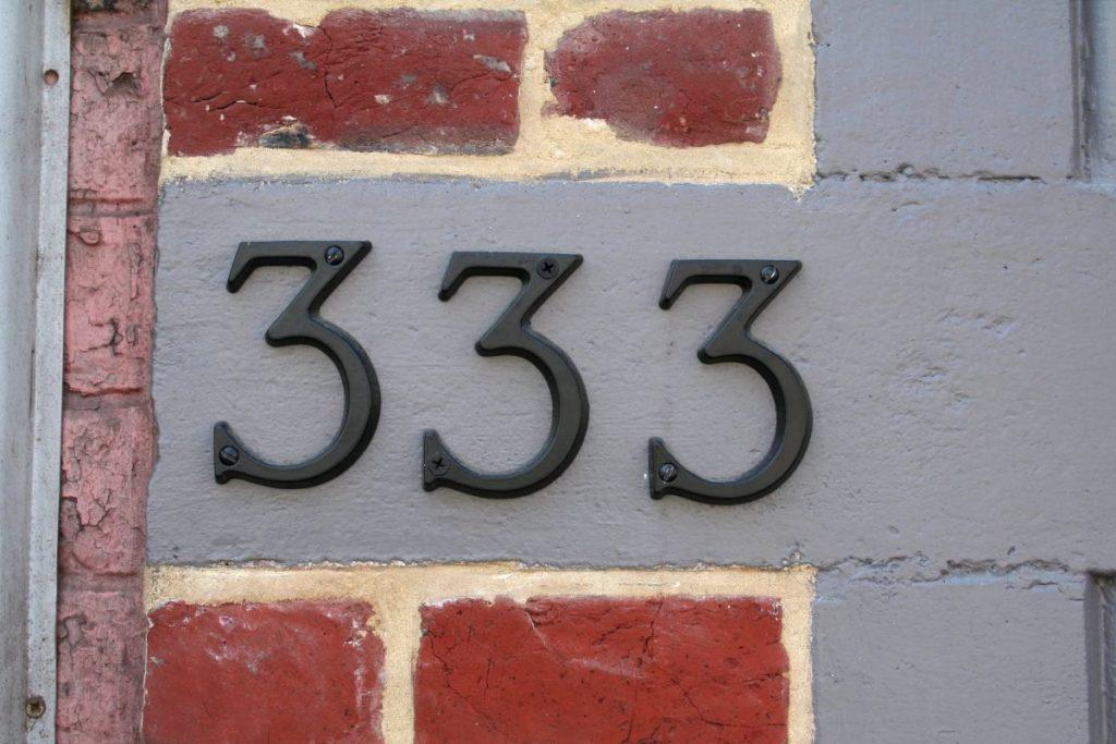 Angel Number 333